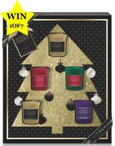 Day FIVE 12XmasDays: WIN One of Seven Baylis & Harding Assorted Fragranced Votive Candle Gift Sets