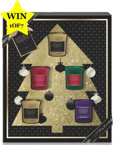 WIN One of Seven Baylis & Harding Assorted Fragranced Votive Candle Gift Sets