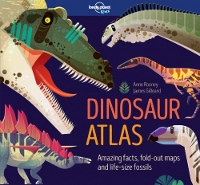 Christmas Review 2017: Dinosaur Atlas from Lonely Planet Kids