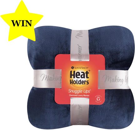 WIN One of Four Heat Holder Blankets