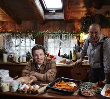 Jamie's Italian Christmas