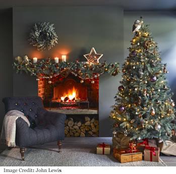 John Lewis Highland Pine Christmas Tree