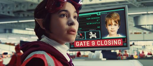 Elf in Argos Christmas ad 2017