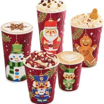 Costa Coffee Announces Brand New Christmas Menu, Cups And Launch Date