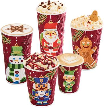 Costa Coffee Cups