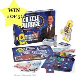 Day ONE 12XmasDays: WIN One of FIVE Drumond Park Catchphrase Games