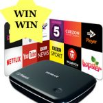 Day TWO 12XmasDays: WIN Humax HB-1100S Freesat AND Humax Eye Camera
