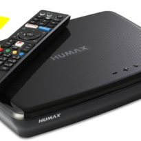 Day ELEVEN 12XmasDays: WIN a Humax FVP-5000T Freeview Play Recorder