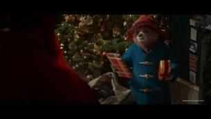 Marks and Spencer Christmas Advert 2017 - Paddington Bear