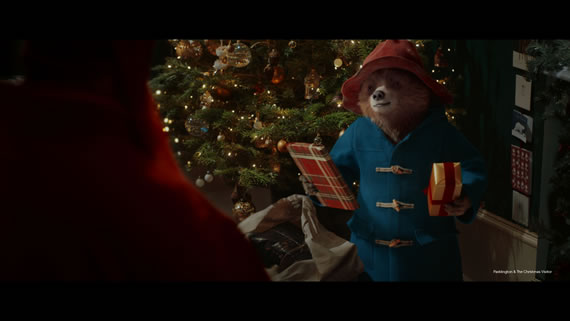 Marks and Spencer Christmas Advert 2017 - Paddington Bear