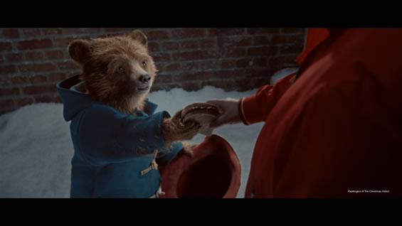 Marks and spencer launch christmas advert 2017 for Under the christmas tree 2017
