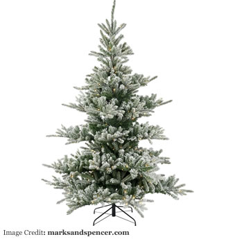 Artificial Christmas Trees Uk.9 Gorgeous Artificial Christmas Trees 2017