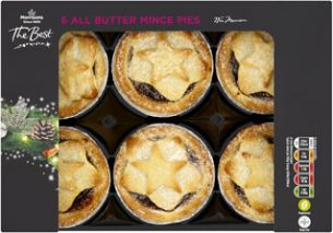 Morrions The Best Mince Pies