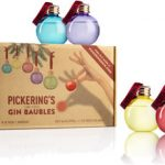Christmas Review 2017: Pickering's Hand-Picked Gin Filled Baubles