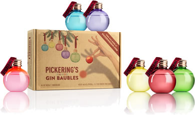 Pickering's Filled Baubles