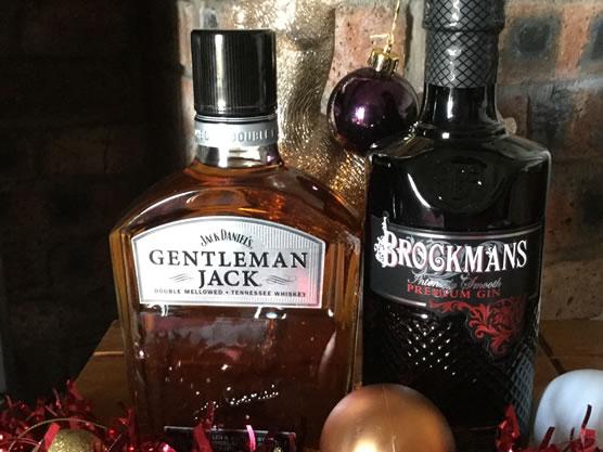 Spirits For Christmas
