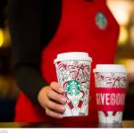 Starbucks Unveil 2017 Christmas Red Cups and Seasonal Menu