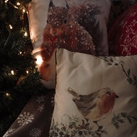 Our Top Picks Of Christmas Cushions & Throws