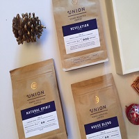 Christmas Review: Union Coffee Classic Blend Box