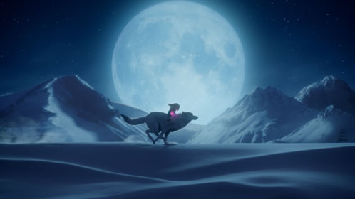 Launches getmoreoutofgiving christmas advert for Under the christmas tree 2017
