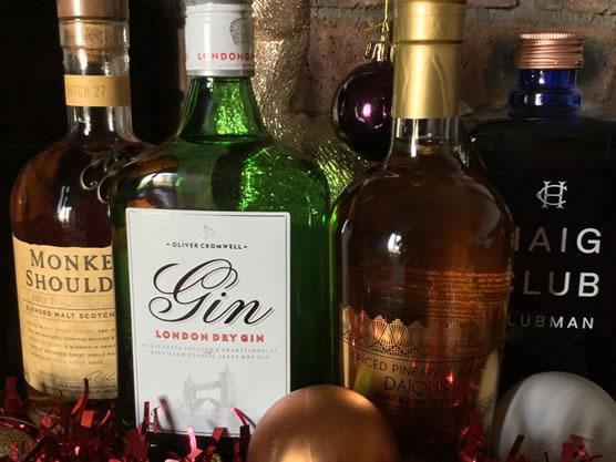 Whisky Gin Christmas