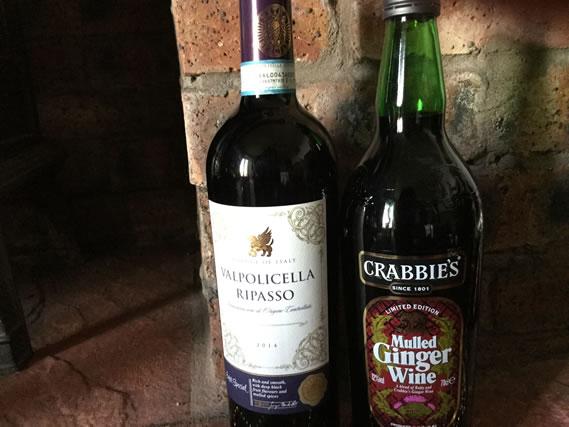 Wine For Christmas