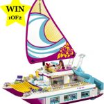Day SIX 12XmasDays: WIN One of Two LEGO Friends Sunshine Catamaran Sets