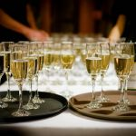 Champagne voted the UK's favourite Christmas tipple!