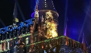 Hogwarts Experience Show