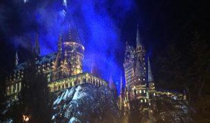 Hogwarts Lightup Orlando