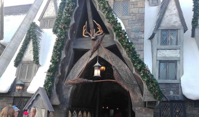 Three Broomsticks Orlando