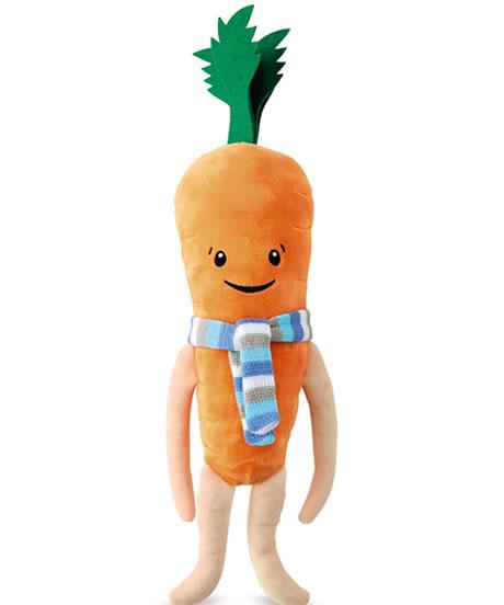 Aldi's Kevin the Carrot Plush