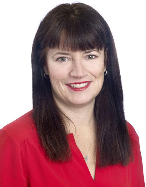 PwC's UK consumer markets leader Lisa Hooker