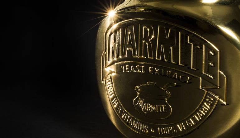 Gold Jar of Marmite 2018
