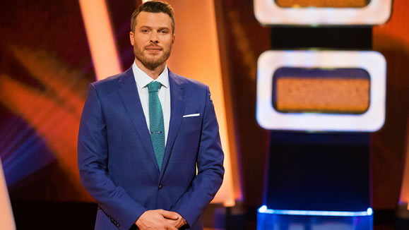!mpossible Celebrities Rick Edwards