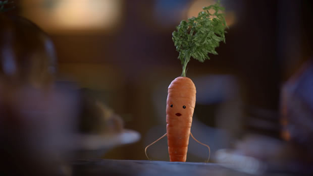 Kevin The Carrot Ad Banned
