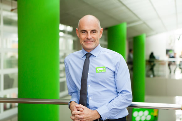 Roger Burnley, Asda's President and CEO