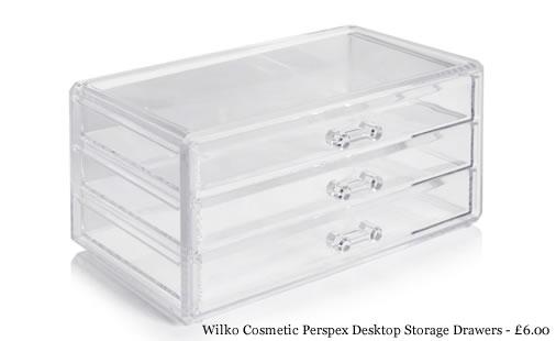 Wilko Storage Unit