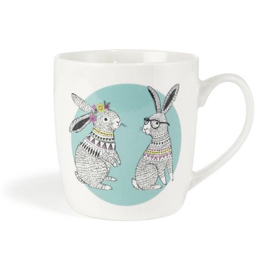 Waitrose Easter Egg Fine China Mug,