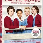 Pre-order Call The Midwife Series 7 DVD including 2017's Christmas Special