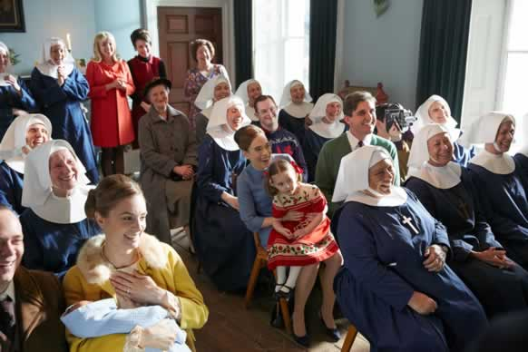 Call The Midwife 2018 Christmas Special