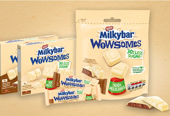 Milkybar Wowsomes Collection