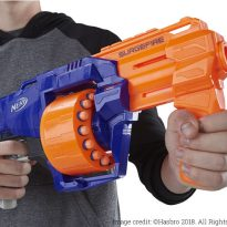 Nerf Surgefire Blaster
