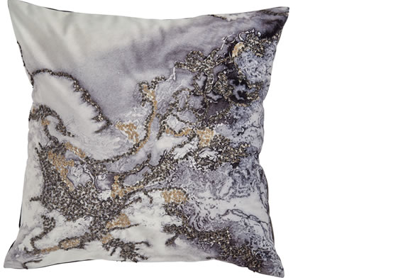 Agate Sequin Cushion £39.50 - Marks and Spencer