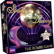 Strictly Come Dancing: The Board Game - Christmas 2018