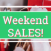 April 13th weekend sales 2018