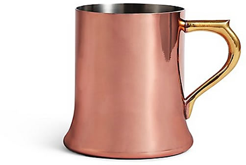Copper Tankard £12.50 - Marks and Spencer