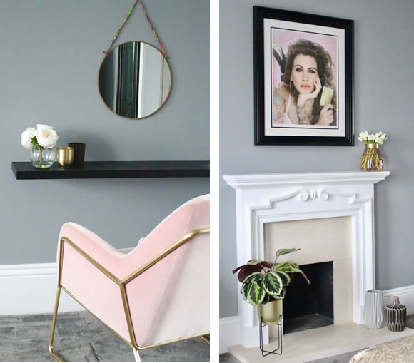 Morph Designs blush and bronze collections
