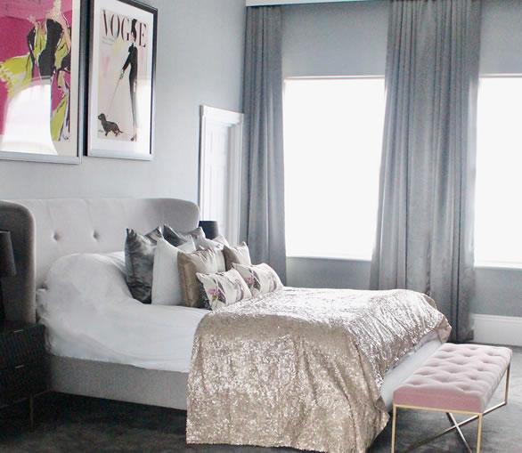 Morph Designs bedroom interior look