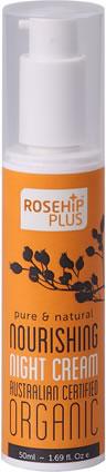 Rosehip Plus Nourishing Night Cream